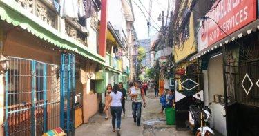 フィリピン・セブ島にあるローカルな場所 コロンストリートを紹介!